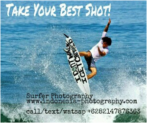 Bali surf photographer