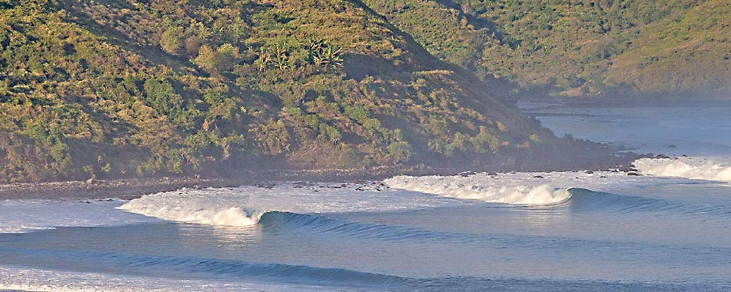 indo surf spots