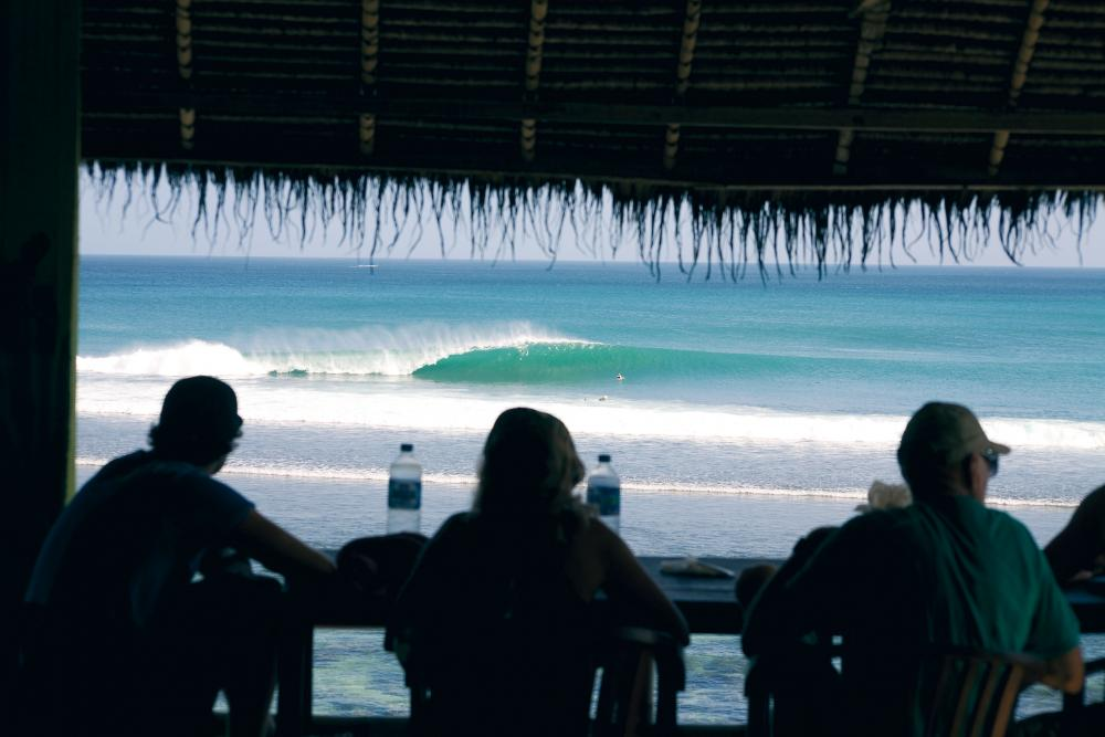 Beach Cafe view, Photo Thanks to Emiliano Cataldi