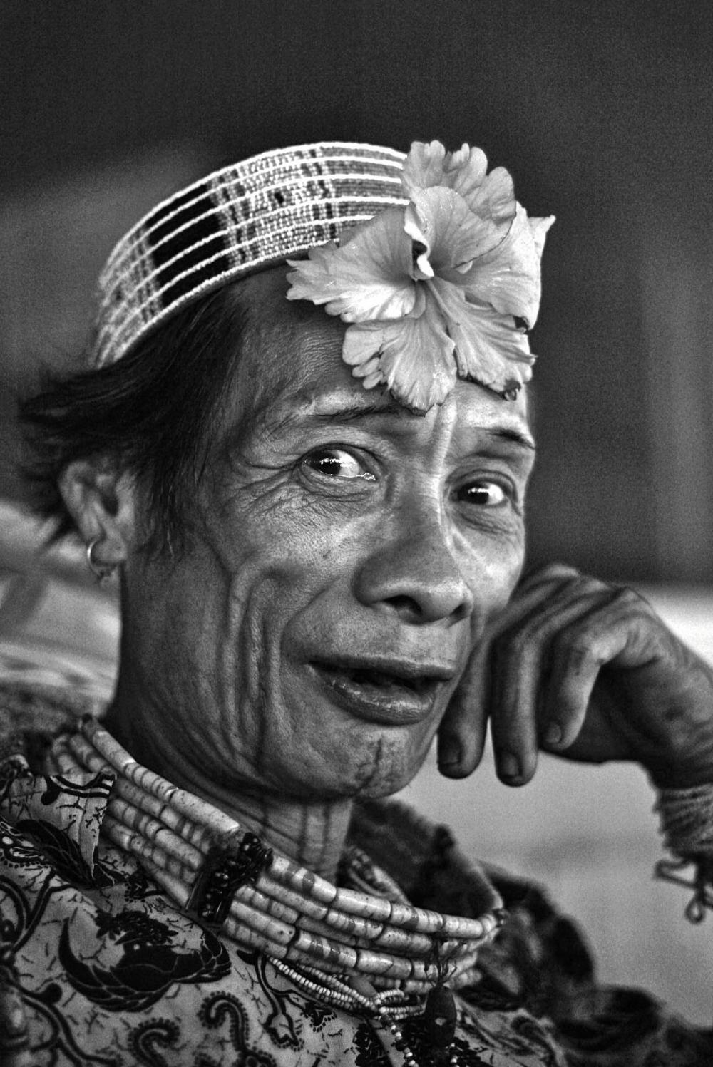 Mentawai medicine man. Photo thanks Kate Gerson